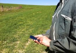 atland traçabilité au champ sur téléphone