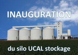 inauguration du silo UCAL stockage 2017 - silo varennes sur allier