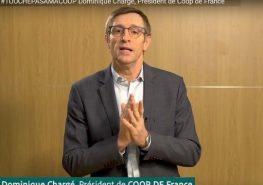 Dominique Chargé - président de CoopdeFrance #touchepasamacoop